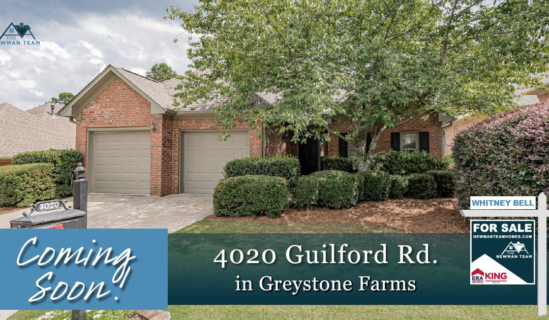 4020 Guilford Rd, Birmingham, AL Home for Sale