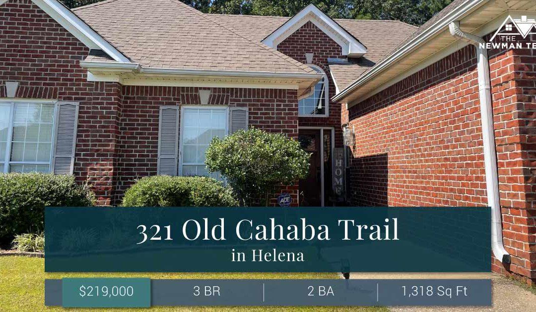 321 Old Cahaba Trail